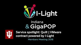 Service spotlight: Quilt | VMware contract, powered by I-Light