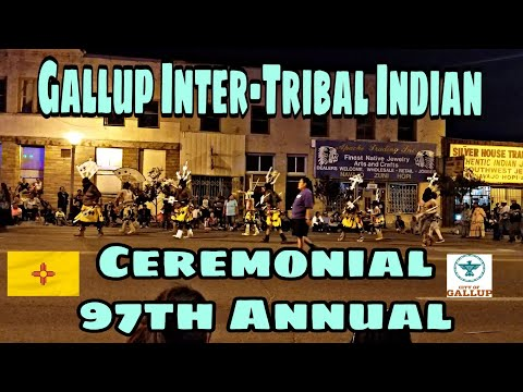 Gallup Inter-Tribal Indian Ceremonial 97th Annual