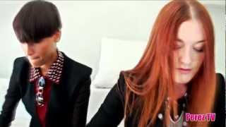 "Icona Pop - ""I Love It (Perez Hilton Performance)"""