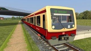 LET´S PLAY Train Simulator 2013 | Folge 98 | BR 481 auf Berlin-Wittenberg | von Rob spielt