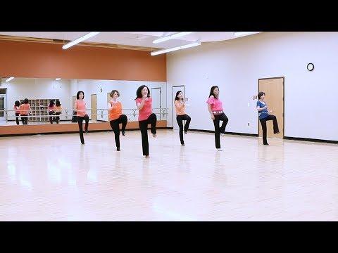 More Than Friends - Line Dance (Dance & Teach)
