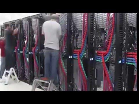 Capsule News - Instalacion y montaje de un Data Center