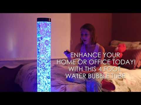 PlaylearnUSA 4 Ft Bubble Tube