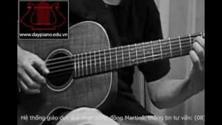 I am a pilgrim - guitar acoustic - daypiano.edu.vn