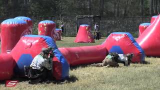 D3 Finals Match | Southern Maryland Mayhem vs CFP Wreckage Krew | 2013 PSP MAO | Paintball