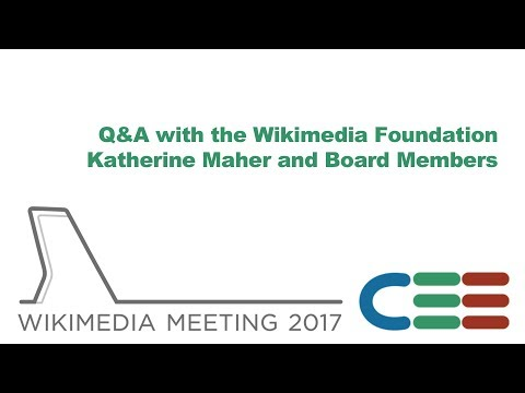 Q&A with the Wikimedia Foundation