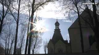 Kęty: klasztor Franciszkanów i muzyka prawosławna