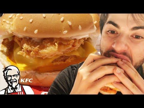 Canadian Tries Dubai KFC !