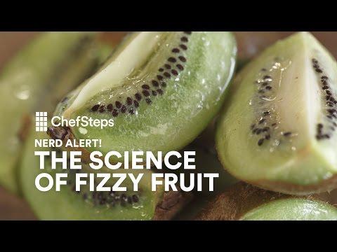 Save ChefSteps Nerd Alert: The Science of Fizzy Fruit Snapshots