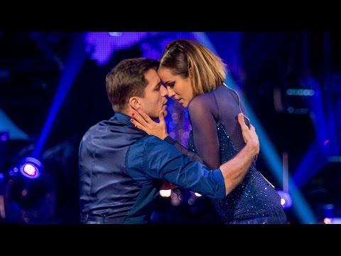 Caroline Flack & Pasha Argentine Tango to 'La Campursita' - Strictly Come Dancing: 2014 - BBC One