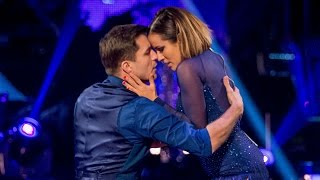 Caroline Flack & Pasha Argentine Tango to 'La Campursita' - Strictly Come Dancing: 2014 - BBC One
