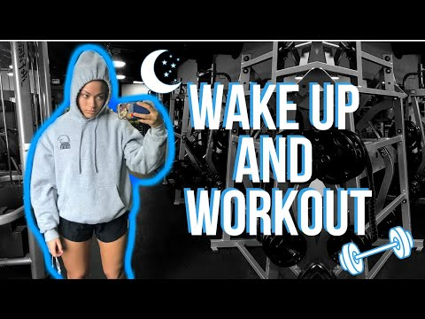 How to go to the gym at 5am | BE SELFDISCIPLINED