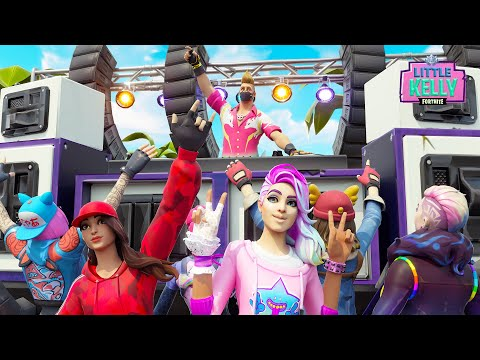 SUMMER DRIFT CHARMS THE GIRLS | Fortnite Short Film