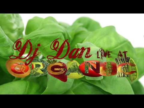 "Dj Dan ""live at Organic"" Live Old School House Dj mix"