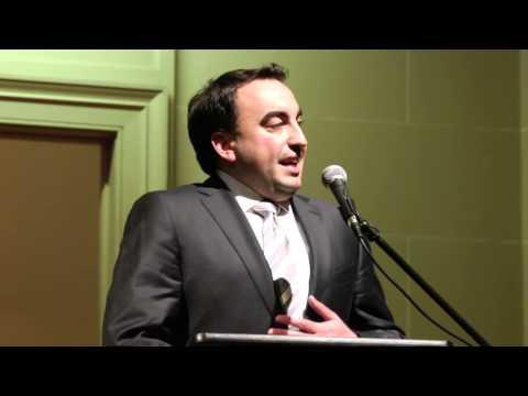 Aaron Swartz Memorial - Alex Stamos
