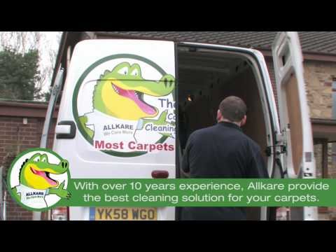 "Allkare Carpet Cleaners ""Cowboy Workers"" - Promotional Website Video from Kangaroo Media."