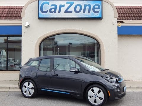 2014 Bmw I3 Used Electric Car Baltimore Maryland Carzone Usa Youtube