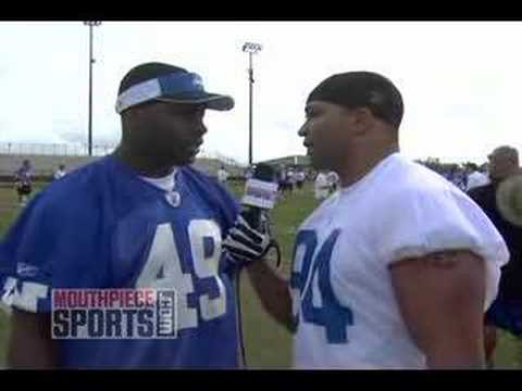 Quick Hits at the Pro Bowl with Brendon Ayanbadejo and Tony Richardson