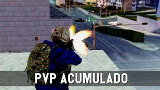 MTA DAYZ // TOP-GTA - PVP PESADO, M107 E MK48 PEGANDO! #166