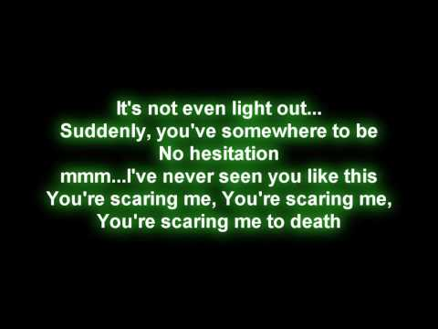 Imogen Heap - The Moment I Said It - With Lyrics