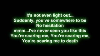 Imogen Heap - The Moment I Said It - With Lyrics