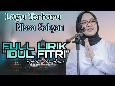 """""""idul-fitri""""-laguterbaru-nissa-sabyan-hari-raya-full-lirik-2019"""
