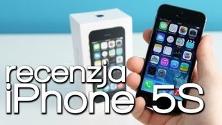 iPhone 5S - Recenzja - Test (PL) - Apple