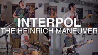 Interpol - The Heinrich Maneuver (Cover by Joe Edelmann)