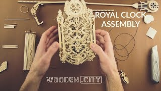 ROYAL CLOCK ASSEMBLY