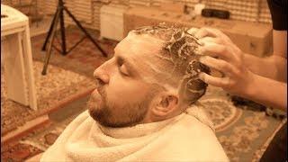 Pasc ASMR: Head Massage & Intense Shampooing To Bandmate