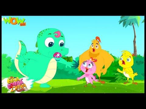 Baby Crocodile - Eena Meena Deeka - Non Dialogue episode