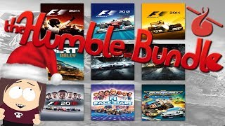 Humble Codemasters Racing Bundle || Last Chance December Monthly