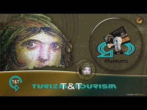 Gaziantep Zeugma Mosaic Museum  | The Biggest Mosaic Museum On The World