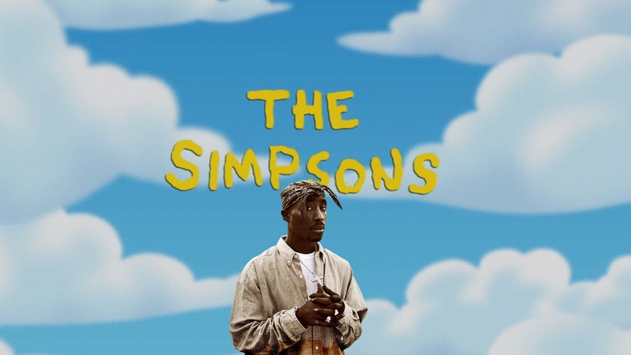 Tupac References in The Simpsons