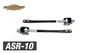 1964-66 MUSTANG | Adjustable Strut Rod for Dynacorn bodies
