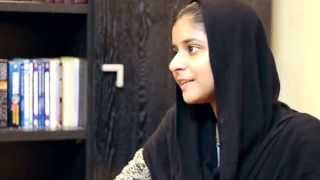 15 year old genius Sitara Brooj from Rabwah, Pakistan