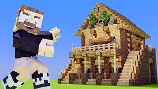 Starting a NEW BASE (Camp Minecraft)