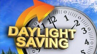 ⏰⏱Daylight savings time SCRAPPED ⏰⏱