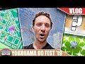 IS YOKOHAMA THE BEST GO FEST? JAPAN GO FEST EXPERIENCE EVENT GUIDE + HABITATS | POKÉMON GO VLOG
