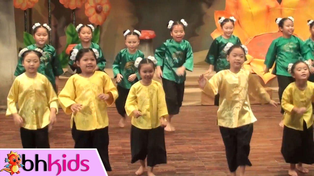 Bắc Kim Thang – Top Nhạc Thiếu Nhi Sôi Động Cho Bé