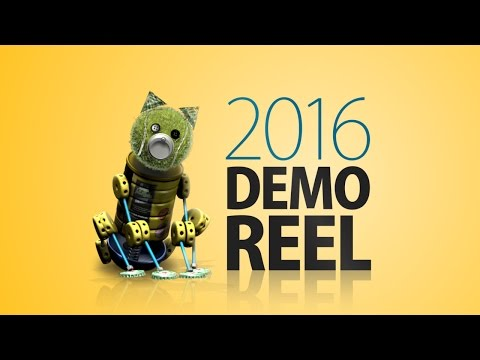 2016 Animation Demo Reel