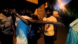 simple prank on newtown......(rajarhat, near cc2) kolkata.....