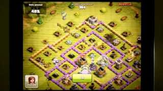 Clash of Clans - Zombie knights