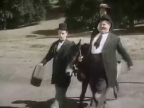 'Way Down South' - Laurel and Hardy - 1937