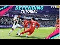 FIFA 19 DEFENDING TUTORIAL / How To Defe