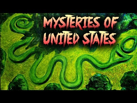 10 Archaeological Mysteries of the United States