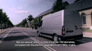 New Renault Master test drive // Essai de Nouveau Renault Master