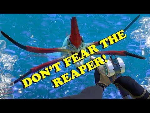 Subnautica: Don't Fear The Reaper!