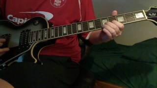 Levitate Me - Pixies (Guitar Cover)