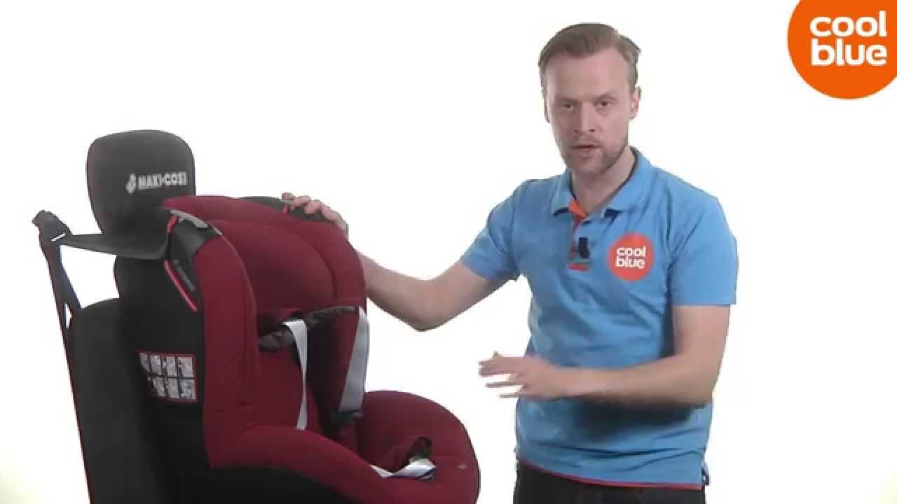 Maxi Cosi Priori Autostoel Riemen Verstellen.Maxi Cosi Tobi Autostoel Productvideo Nl Be